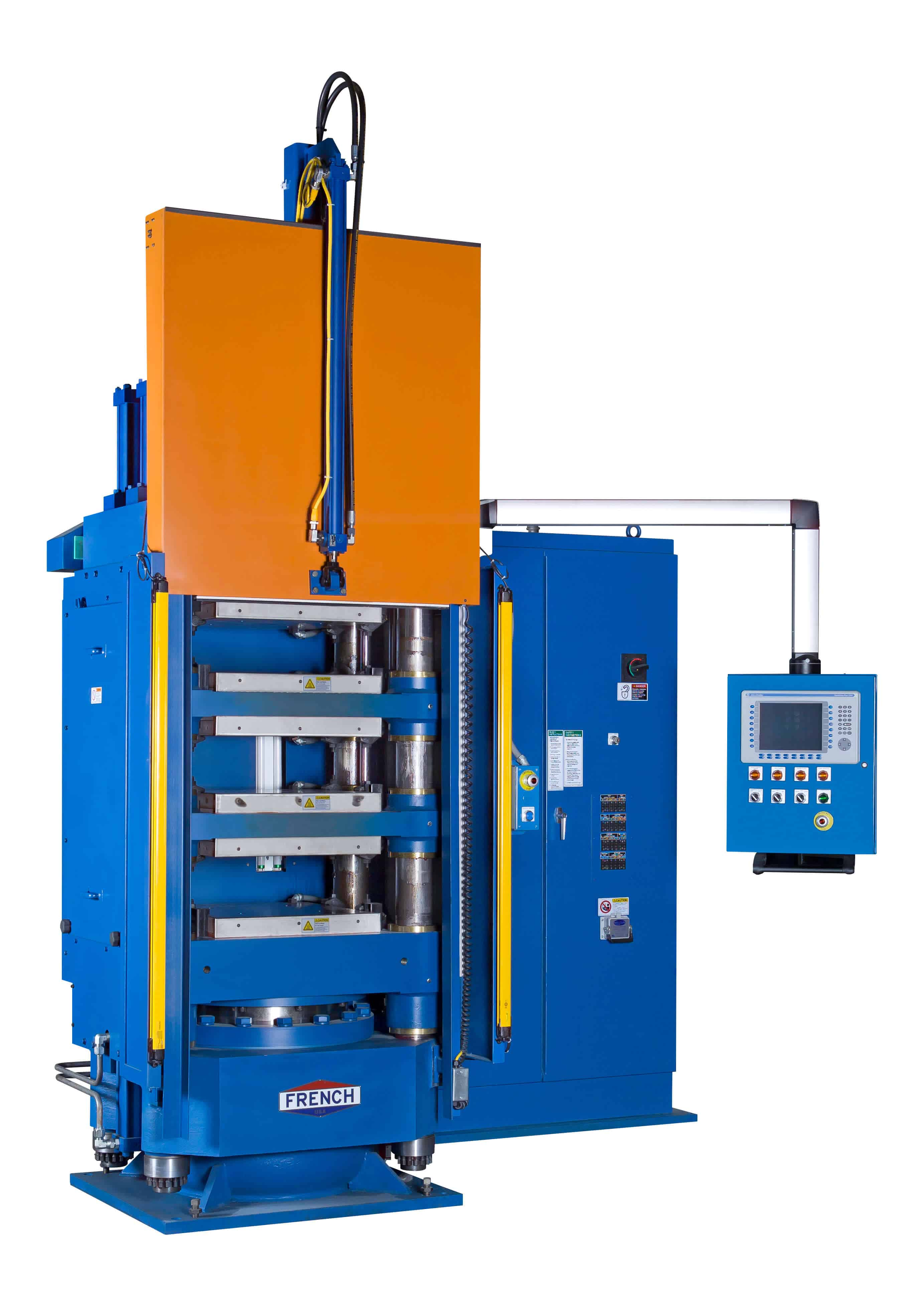 Adjustable Compression Molding Press