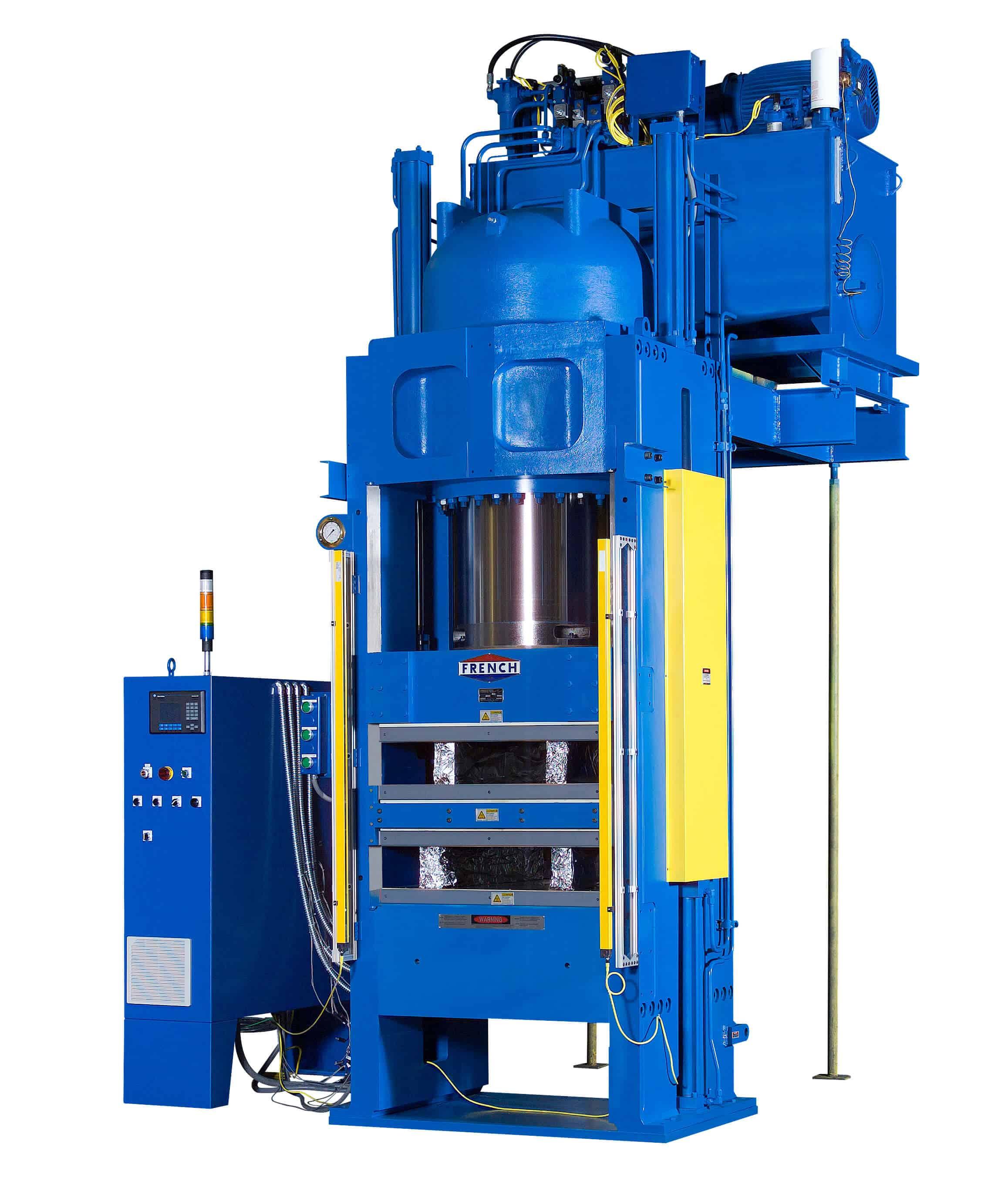 850 Ton Hydraulic Press for Medical Molding