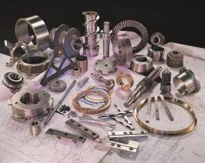 Hydraulic Press Parts