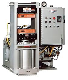 200 Ton Sideplate Hydraulic Press