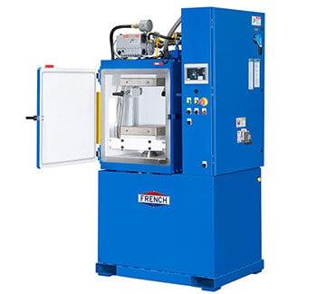 Electrically Heated Platen Press
