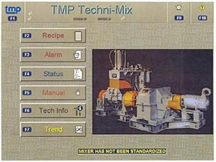 Techni-Mix Advanced Controls