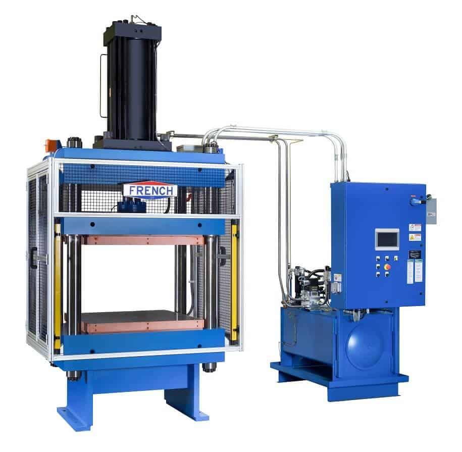 200 Ton Compression Hydraulic Press