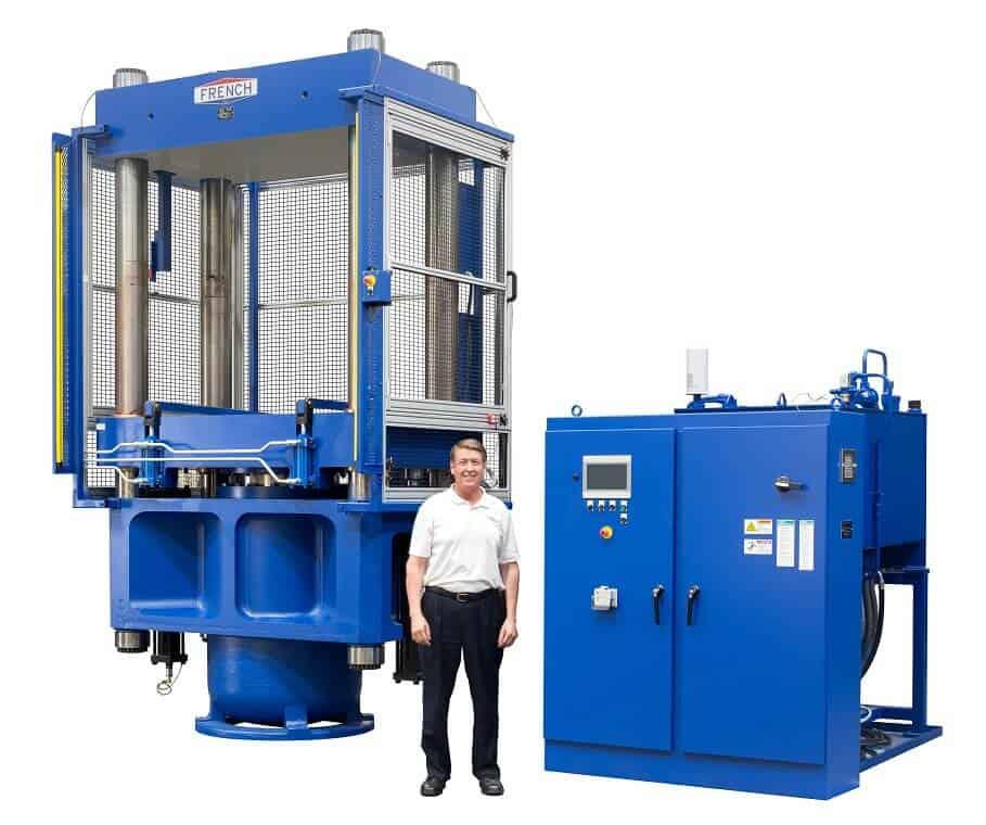 600-ton-column-hydraulic-press